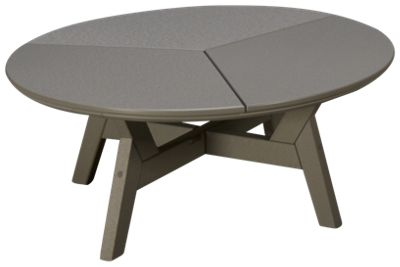 Seaside Casual Furniture Dex Seaside Casual Furniture Dex Round Chat Table    Jordanu0027s Furniture