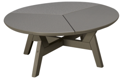 Seaside Casual Furniture Dex Round Chat Table