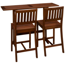 Jensen Leisure Richmond 3 Piece Balcony Dining Set