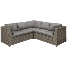 ScanCom Aruba 3 Piece Outdoor Sectional