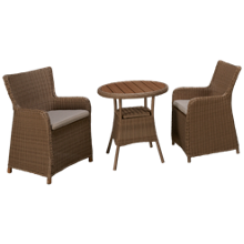 ScanCom Martinique Table and 2 Chairs