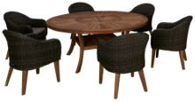 ScanCom Komodo 7 Piece Outdoor Dining Set