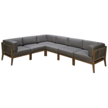 Madbury Road Fiji 6 Piece Sectional Set