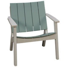 Seaside Casual Furniture Mad Fusion Chat Chair