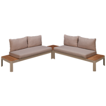 ScanCom Portals 3 Piece Sofa Sectional