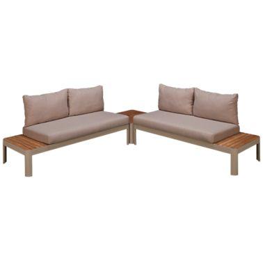 ScanCom Portals 3 Piece Sofa Sectional