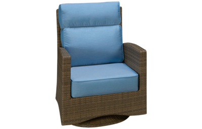 NorthCape Malibu Swivel Rocker Glider