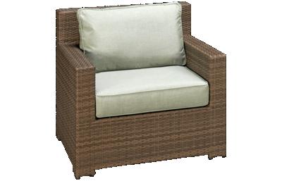 NorthCape Malibu Club Chair with Cushion