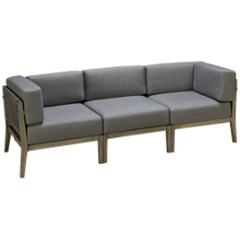 Madbury Road Fiji 3 Piece Sofa Set