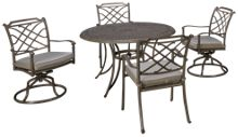 Agio International Sydney 5 Piece Dining Set