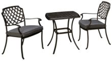 Agio International Madison 3 Piece Dining Set