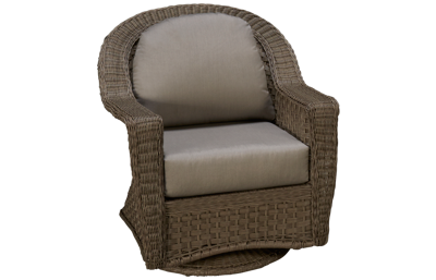 NorthCape Georgetown Swivel Glider with Cushions