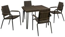 Seaside Casual Furniture Hip 5 Piece Outdoor Dining Set