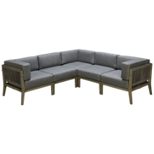 Madbury Road Fiji 5 Piece Sectional