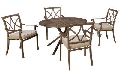 Agio International Potomac 5 Piece Set
