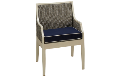 NorthCape Mooring Dining Chair with Seat Cushion