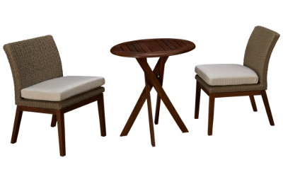 Jensen Leisure Ipe Bistro 3 Piece Set