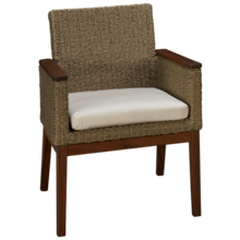 Jensen Leisure Coral Dining Chair with Cushion