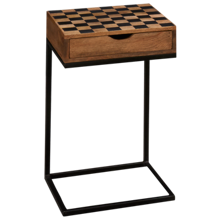 Jofran Global Archive Checkerboard Table