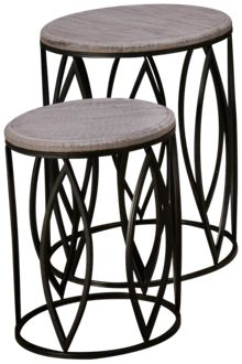 Jofran Global Archive Ivy Accent Tables