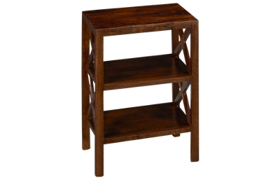 Jofran Global Archive X Side Accent Table