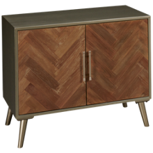 Klaussner Home Furnishings Possibilities Accent Console