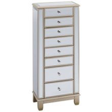 Coast To Coast Imports Elsinore Jewelry Armoire