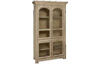 Horizon Vencia 4 Door Curio Cabinet