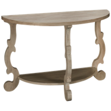 Coast To Coast Imports Acc Demuline Console Table