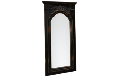 Horizon Old World Sienna Upright Mirror