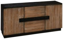 Coast To Coast Imports Epic 3 Door Media Credenza