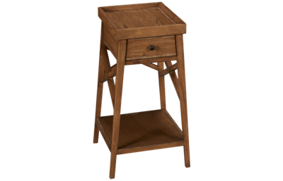 Hekman Primitive Chairside Table