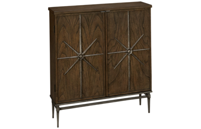Hekman Constellation 2 Door Entertainment Center