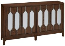Coast To Coast Imports Devlin 4 Door Credenza