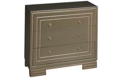 Coast To Coast Imports Bliss 3 Drawer Chest