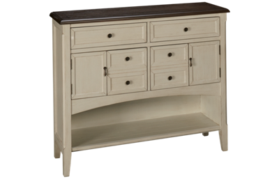 Stein World Hartford 4 Drawer 2 Door Cabinet