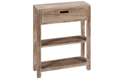 Jofran Global 1 Drawer Accent Table