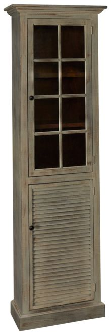 Westmoreland Woodworks Nantucket 1 Door Cupboard