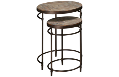 Hooker Furniture Saint Armand Nest Of Tables