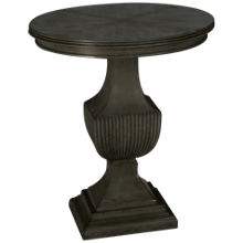 Coast To Coast Imports Cinderella Round Accent Table