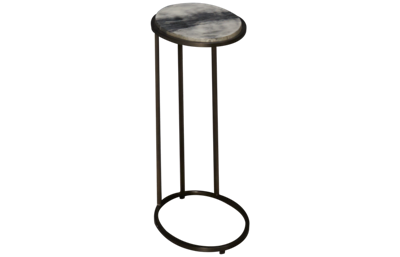 Hammary Weymouth Vellum Accent Table