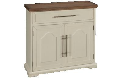 Stein World Locksmith 2 Door 1 Drawer Cabinet