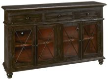 International Furniture Direct Console