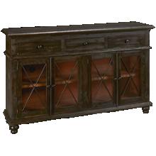 International Furniture Direct Console