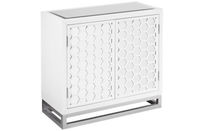Accentrics Home City Chic 2 Door Chest