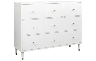 Accentrics Home Small Spaces 9 Drawer Chest