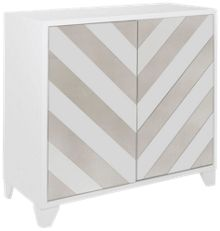 Accentrics Home Small Spaces 2 Door Accent Chest
