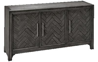 Jofran Gramercy 3 Door Console