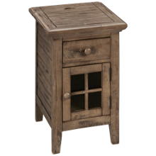 Jofran Rustic Shores Accent Table