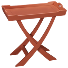 Trade Winds Chedi Tray Side Table